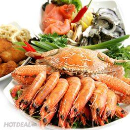 Lẩu Hải Sản Đặc Biệt dành cho 6 người ăn